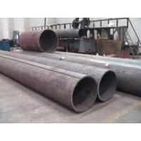Quality X52 PLS1 API 5L Line Pipe Carbon Steel , Round Seamless Steel Pipe With Varnish painted for sale