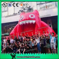Quality Advertising Inflatable Cat Animal Custom Inflatable DevCat for sale