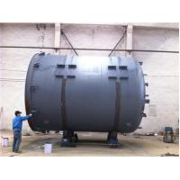 Quality MMA Reacting SS Storage Tank for Petroleum / Oil Refining / Pharmaceutical Industries for sale