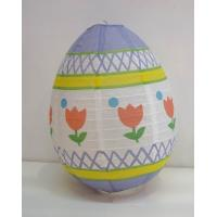 """Quality 8"""" Printed Paper Lanterns For Easter Day Decoration with different designs available for sale"""