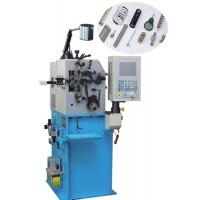 Quality Fast Debug Spring Coiler Machines Advanced Spring Making Equipment For Taper Springs for sale