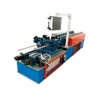 China Innovative Drywall Galvanized Stud And Track Roll Forming Machine 3 Phase on sale