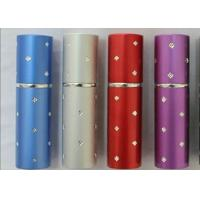 Quality Blue / Red 20mm Aluminum Fragrance Sprayer Pump / Perfume Bottle Atomizer AM-CGB for sale