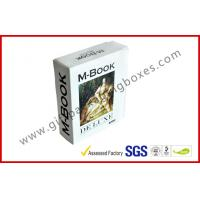 Buy cheap Folded Hologram Printing Corrugated Paper Box For Tablet / E-book Packing from Wholesalers