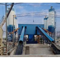 Quality 3 - 5 Grids Concrete Mixing Station High Accuracy With Alloy Mixing Arm for sale