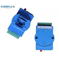 China 5KM-7KM Universal Input Output Module / Round 2 Channel RF Transmitter And Receiver on sale