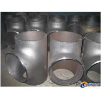 Quality large diameter stainless steel tee for sale
