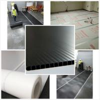 Quality 50m 100m 2440x1220 2000x1000mm pp corrugated plastic floor protection sheet for sale