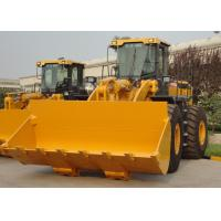 Buy LW800KN Wheel Loader Earthmoving Machinery With Dual-pump Combined Technology at wholesale prices
