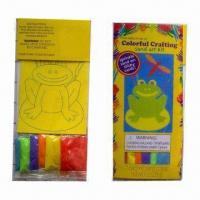 Quality Sand Art Craft for Children for sale