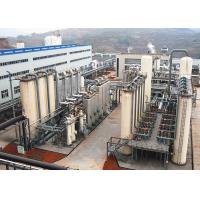 Quality High Product Purity Biogas Production Plant 0.4-3.0MPa Pressure Low Energy Consumption for sale