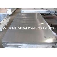 Quality Hot rolled Thin Walled Polished Stainless Steel Sheet For Ship Building EN10088-2-2005 for sale