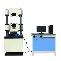China Vertical Electronic Hydraulic Universal Tensile Compressive Strength Testing Machines on sale