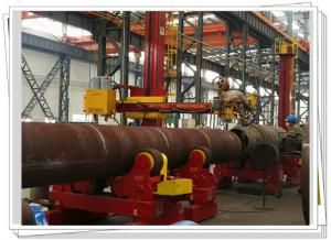 Quality Automatic Production Line 3x3 300kg Welding Column And Boom for sale