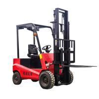 Quality Cheap Price electric stacker forklift 4 wheel electric forklift 1 ton, 1.5ton electric forklift truck for sale