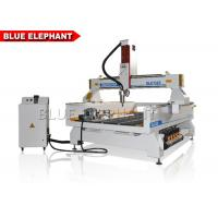 Quality High Speed Brass Engraving Machine , Window Making Metal Engraving Equipment Multifunctional for sale