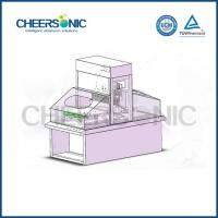 Quality 220v Ultrasonic Food Cutter / Food Slicer Machine UFM6000 For Cake , Bread , Pizza for sale