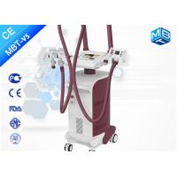 Buy cheap ISO CE Certified Advanced 7 different treatment handles cryolipolysis body slimming machine from wholesalers