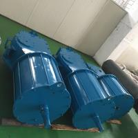 Quality Spring Return Heavy Duty Actuator , Single Acting Pneumatic Rotary Vane Actuator for sale
