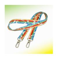 """Quality 3/4"""" Ployester lanyard with double end Metal Snap Hooks attachment for sale"""