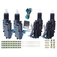 Quality Keyless Entry Car Alarm Car Central Door Locking System Low Noise Design for sale