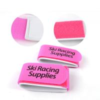 Quality Hook And Loop Ski Strap Band With 100% Nylon In Sporting , ROHS & SGS for sale
