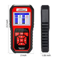 NT301 Auto Car Engine Check Device , Engine Trouble Code Reader I/M Readiness Live Data