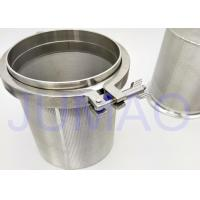 Quality Multi Layer Sintered Filter Elements , Stainless Steel Wire Mesh Sintered Medias for sale