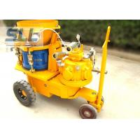 Quality SPZ Series Rotor Type Dry Wet Mix Shotcrete Machine OEM / ODM Acceptable for sale