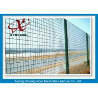 Quality Hot Dipped Galvanized Euro Panel Fencing Corrosion Resistant For Boundary for sale