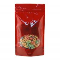 Buy Three Side Seal Stand Up Pouch Making Machine Laminated Film High Efficiency at wholesale prices