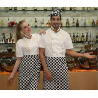 Custom Cotton Chef Cook Uniforms With Embroidery Logo Restaurant Uniforms Shirts
