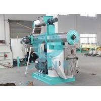 Quality High Speed Animal Feed Processing Machine Roller Shell Poultry Feed Farm Support for sale