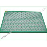 Quality Durable Vibrating Screen Wire Mesh For Brandt Cobra / LCM Shale Shaker for sale