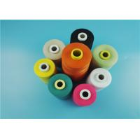 Buy cheap Raw Pattern 100% polyester sewing thread, 40/2 polyester sewing thread, cheap sewing thread wholesale from Wholesalers