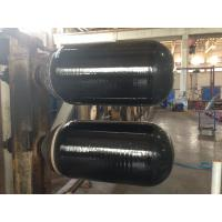 Quality 250 Bar Type 2 Compressed Natural Gas Cylinders with Carbon Fiber Wrapped EN12257 for sale