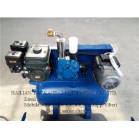 China Cow Milking Machine Price With 10 Buckets Electric and Gasoline Power on sale