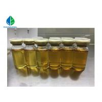 Quality Injectable Anabolic Steroids Yellow Color Oil Deca 300 / Nandrolone Deca for sale