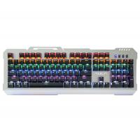 Quality LED Backlit Gaming Keyboard AULA SI-2008 LOL Winner Wired 9 Patterns Marquee for sale