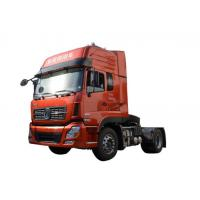Quality Dongfeng Tractor Head Truck 375HP 6X4 10 Wheeler Truck LHD RHD GCC Approved for sale