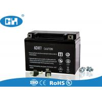Quality Maintenance Free 12v 7ah Lead Acid Battery , 12 Volt Sealed Rechargeable Battery for sale
