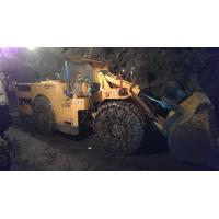 Buy cheap New Design 1 Cubic Meter Load Haul Dump Machine  LHD Loader with CE  RL-1 Wheel Loader for Underground Project from Wholesalers