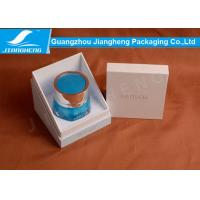Buy cheap Offset Printing Paper Cosmetic Packaging Boxes , Skin Care Cream Packing Boxes from Wholesalers