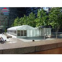 China 10x10m Mobile Church Tent House Aluminum Alloy Structure For Ramadan And Hajj on sale