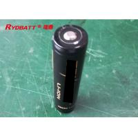 Buy cheap 1S 3.6V Li Ion 18650 Battery Pack 3350mAh For Electric Tool Long Service from wholesalers