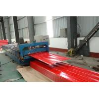 Buy cheap color JIS G3322, CGLCC, ASTM A792, EN 10169, DX51D AZ Corrugated steel Roof from wholesalers