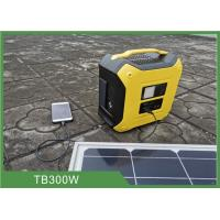 Buy cheap 300Watt Battery Backup Rechargeable Portable Power Pack for Camping from wholesalers