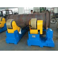 Buy 1.5 KW Variable Speed Self Aligning Rotator 40+ Ton Loading Capaicty at wholesale prices