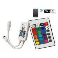Buy cheap 24 Key IR Remote LED Pixel Light Controller Mini Type Wi-Fi Connect DC12V 24V from wholesalers