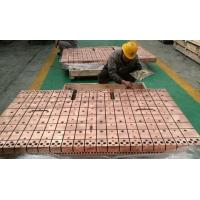 China Flat Thick Copper Plated Aluminum Sheet / Perforated Thick High Carbon Steel Plate on sale